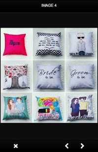 Modern Pillow Design - náhled