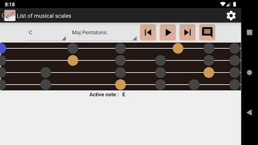 NDM - Screenshots der Violine (Lesen der Notenschrift lernen) 2