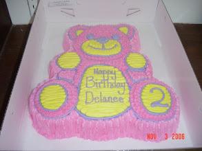 Photo: Pink Teddy Bear