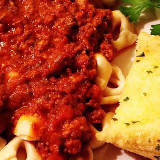 Cheesy Italian Tortellini