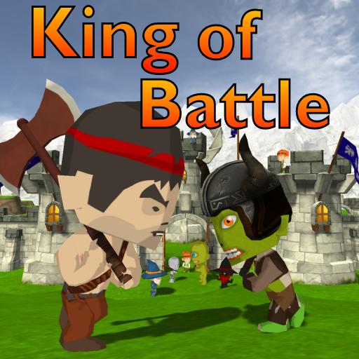 King Of Battle Castle Builder