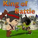 King Of Battle Castle Builder icon