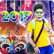 New Year Photo Editor 2019
