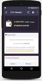 ETH Reward - Earn Free Ethereum- screenshot thumbnail