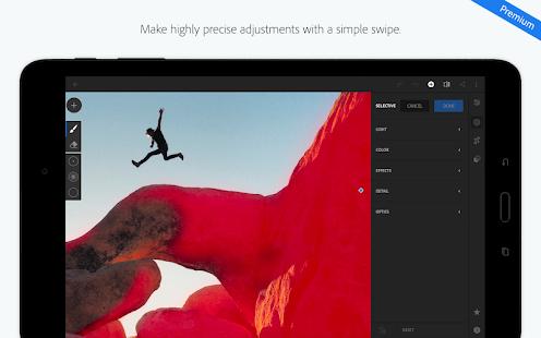 Adobe Photoshop Lightroom CC Screenshot