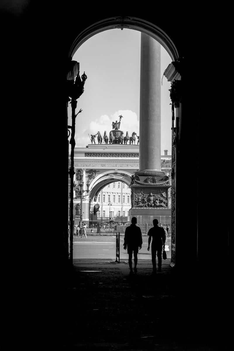 uno scorcio di San Pietroburgo di caterina_kitta