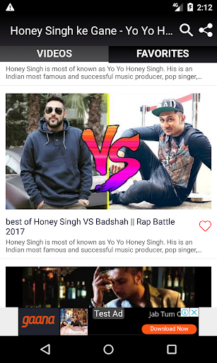 yo yo honey singh ka gana video