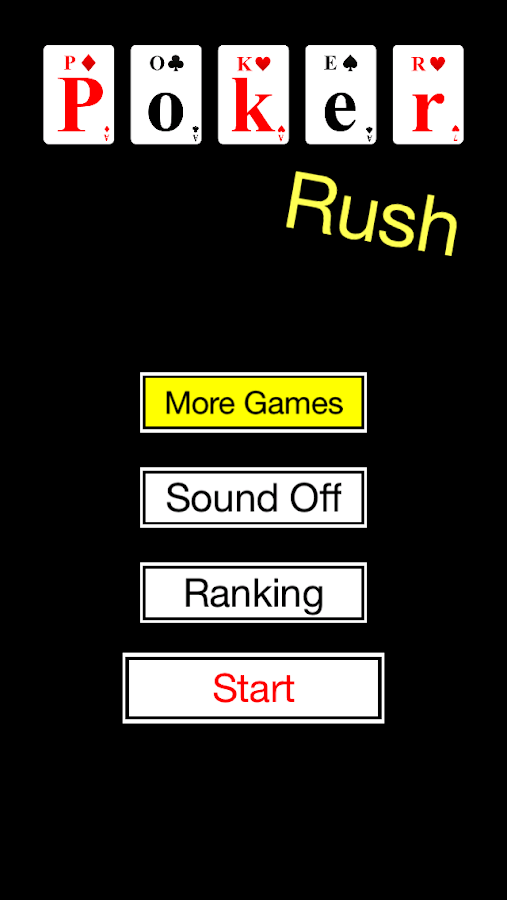 Rush poker android download