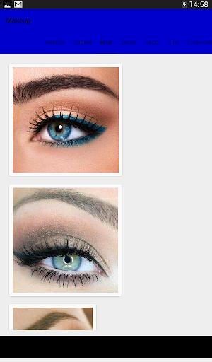 Makeup screenshot 15