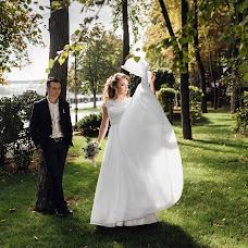 Wedding photographer Viktoriya Zolotovskaya (zolotovskay). Photo of 09.10.2018
