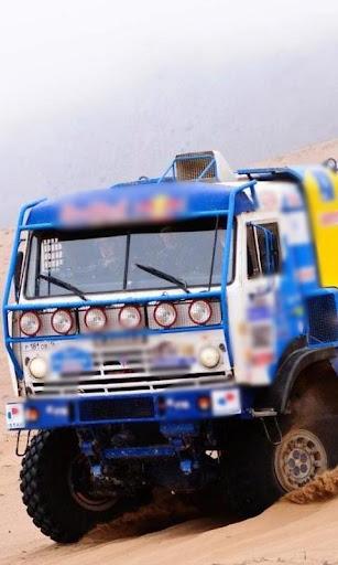 Wallpapers KamAZ 4326 Truck