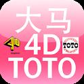 4D Malaysia icon