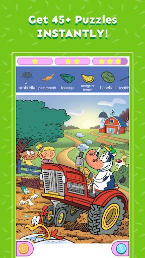 Hidden Pictures Puzzles u2013 Family Spot-it Fun! 1.1.15 screenshots 1