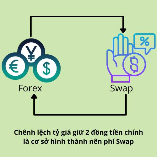 Tại sao phải tính phí Swap