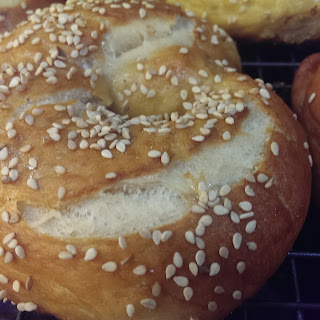 New York Style Bagels.