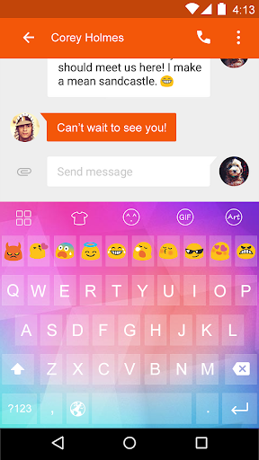Emoji Keyboard-Dreamworld