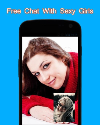 Free Chat With Sexy Girls Tips Android App Screenshot