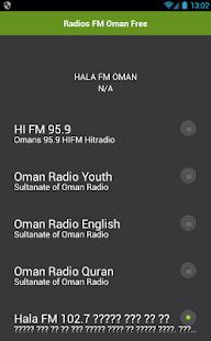 Rádia FM Omán zdarma - náhled
