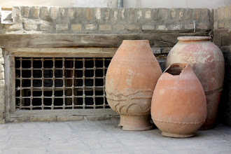 Photo: Day 164 - Old Pots Inside the Ark