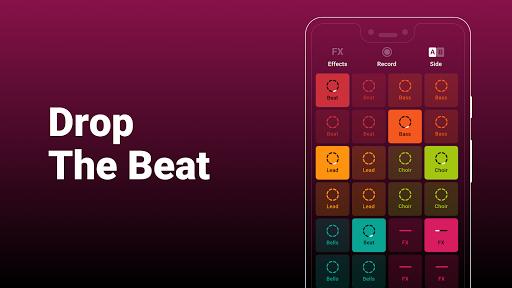 Groovepad - Music & Beat Maker 1.7.1 screenshots 4