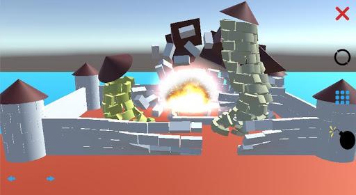 Destruction 3d physics simulation 1.2 androidappsheaven.com 1