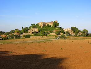 Photo: castell de Foixà  al setembre 2014
