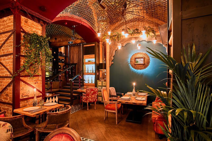 Фото №4 зала Ресторан