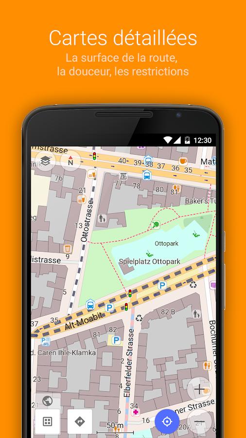 osmand cartes et navigation applications android sur google play. Black Bedroom Furniture Sets. Home Design Ideas