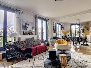 Appartement meublé 5 pièces 89,4 m2