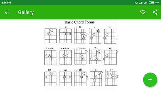Learn Guitar Chord for Beginners - App su Google Play