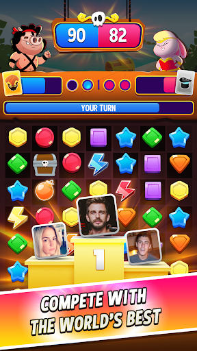 Match Masters - PVP Match 3 Puzzle Game 2.909 screenshots 1