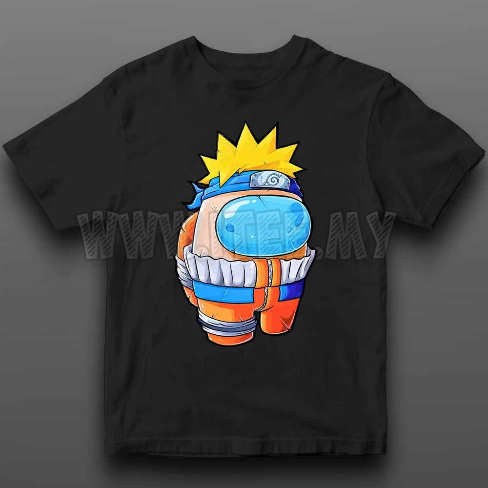 Naruto Among Us Impostor 22