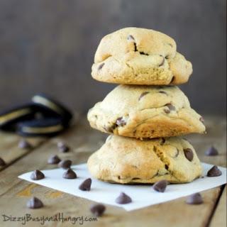 PB Oreo Chocolate Chip Cookies