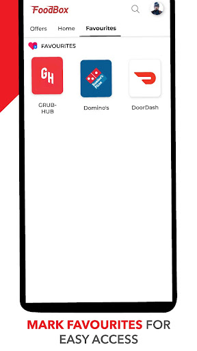 Screenshot for All in One Food Ordering App - Order Food Online in United States Play Store