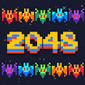 2048 INVADERS icon