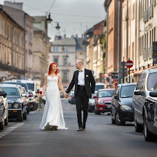 Wedding photographer Krzysztof Jaworz (kjaworz). Photo of 02.10.2017