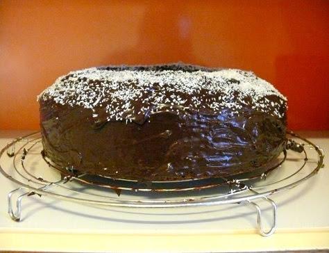 Gâteau au chocolat façon miss Gaby