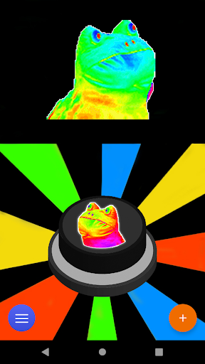 Download Mlg Frog Running Meme Sound Button Free For Android