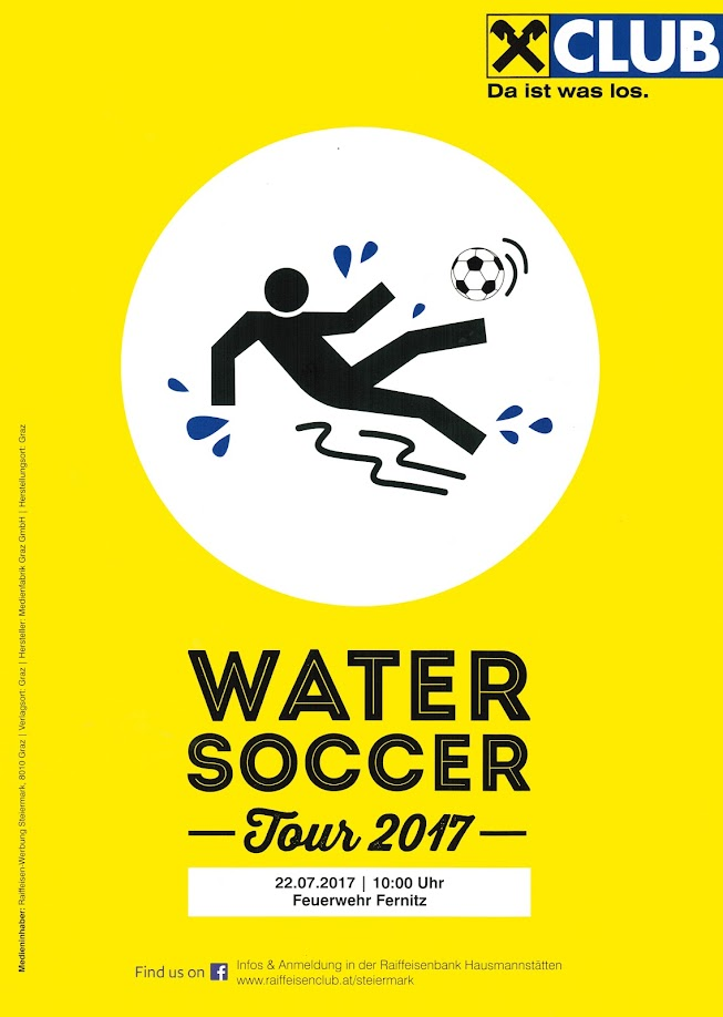 Water Soccer Tour 1