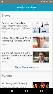 now@ucsandiego- screenshot thumbnail