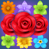 Flower Match Puzzle Android APK Download Free By Mobirix