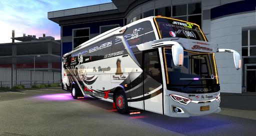 Indonesia Bus Simulator : Livery BUSSID 1.0.0.0.0 screenshots 3