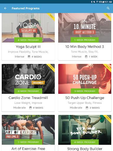 Workout Trainer screenshot 12