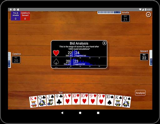 Pinochle Classic 1.9 screenshots 11