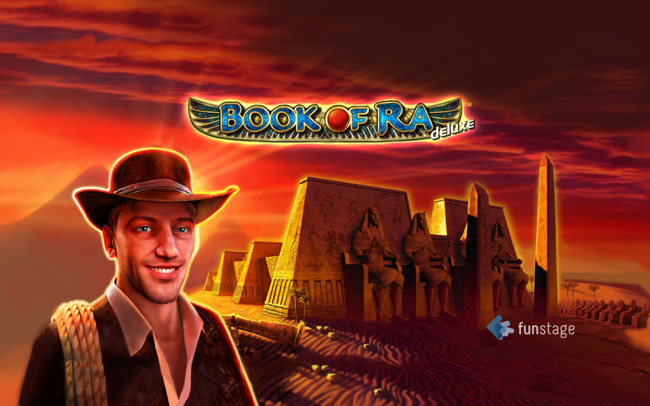 Book Of Ra Deluxe Mov Games