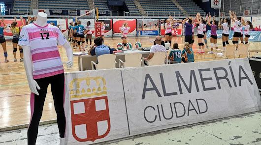Mintonette Almería se estrena en la SF2 la próxima temporada