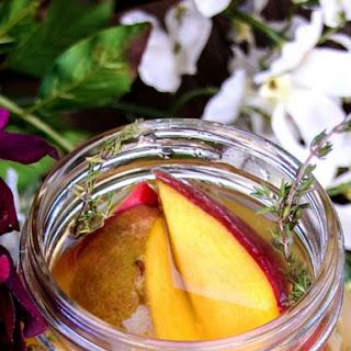 Mango Tea.