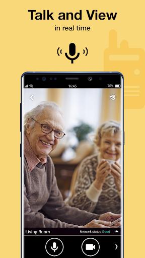 Alfred Home Security Camera 3.15.1 (build 1678) screenshots 5