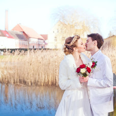 Wedding photographer Alexandra Stashkova (AlexandraStashk). Photo of 16.05.2016