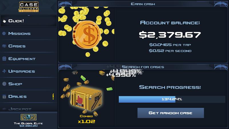 Case Clicker 2 - Market Update! Screenshot 2